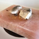 Плитка из розовой гималайской соли