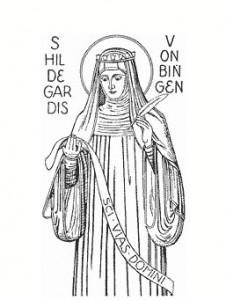 Святая Хильдегарда